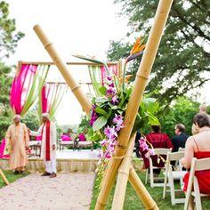 Soumya & Jesse's Colorful Tamil Fusion Wedding {Austin, TX} - Gallery