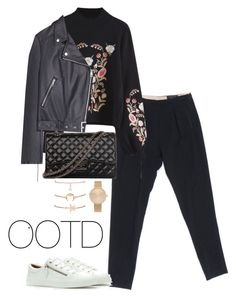 """OOTD 11-20-2017"" by theeuropeancloset on Polyvore featuring Banda"