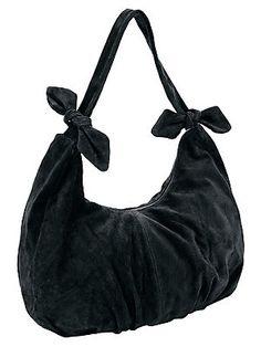 77b0d29350825 Heine - Tasche in Beutelform schwarz im heine Online-Shop kaufen