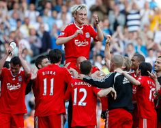 SAMI HYYPIA - Liverpool and Finland. Legend.