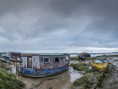 Boatyard Muds by Nigel Lomas on 500px