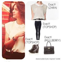 Eleanor calder is my inspiration in life...