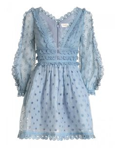 Zimmermann Winsome Tea Dress COMING SOON. Product Image.