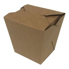26 ounce Kraft Square Noodle Take Out Container 200 count box Take Out Containers, Food Containers, Restaurant, Food Website, Recipe Community, Kraft Paper, Chinese Food, Recipe Box, Noodles