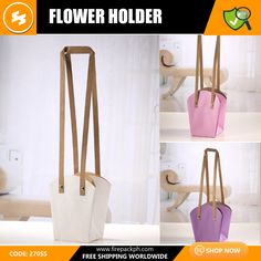 Make Your Logo, Flower Holder, Plastic Glass, Wood Steel, Packaging Solutions, Quotations, Free Shipping, Shop, Flowers