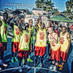 Venice Beach Streetball League Champions 2012