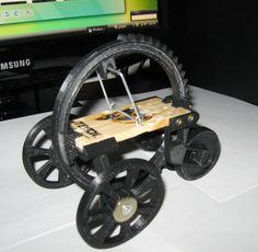 most efficient mouse trap car