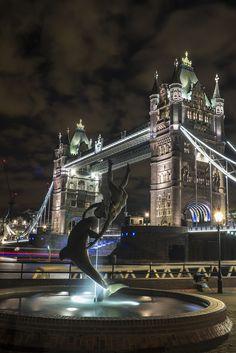 Tower Bridge - London - England (von Greg Krycinski)