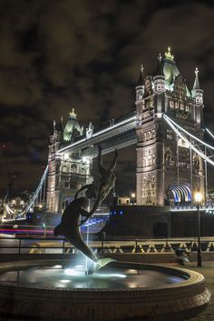 Tower Bridge - London - England (von Greg Krycinski)