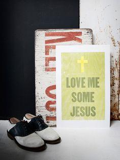 Love me some Jesus!!