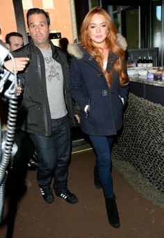 Celeb Diary: Lindsay Lohan attending her first Sundance Film Festival Sundance Film Festival, Lindsay Lohan, Celebs, Celebrities, Digital Marketing, Cloud, Punk, Fashion, Moda