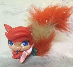 Princess Palace Pets Ariel Cat Little Mermaid Kitty Cat Furry Tail Orange Skirt #Disney