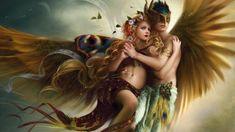 Fantasy couple.