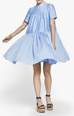Co | Tiered Dress