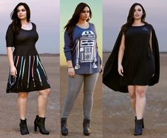 Torrid Adds Exclusives From The Her Universe Star Wars Collection