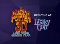"""StarKid will present """"A Very Potter Senior Year"""" at Leaky Con.  IT'S BEEN SO LONG, BUT WE'RE GOIN' BACK!"""