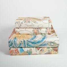 Queen Sheet Set Geisha Garden