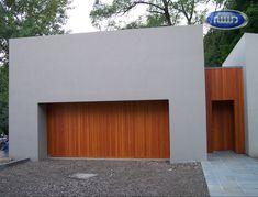 Heritage Classic Custom Model C000S Cedar Garage Door