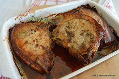 Cotlet de porc la cuptor in stil haiducesc Savori Urbane (1)