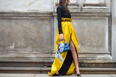 Milan Fashion Week street style - F/W 2015