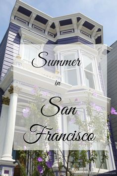 How to do summer in San Francisco! From packing for all weather to exploring the city's festivals and farmers' markets, this guide to the City by the Bay will help you prepare for your trip.