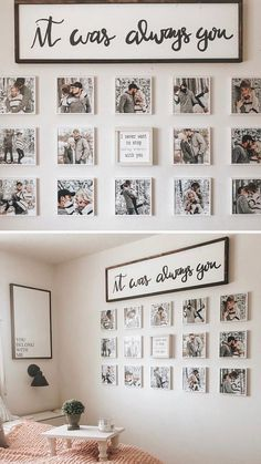 Surprise your loved ones with the stickable framed photo tiles everyone is talking about! Ordering is easy & shipping is FREE! Family Tree Wall Decor, Photo Tiles, Picture Tiles, Living Room Decor, Bedroom Decor, My New Room, Farmhouse Decor, Home Furniture, Diy Home Decor