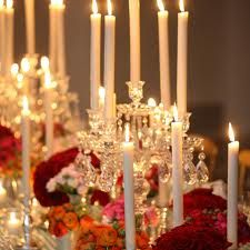 #weddings #red #candles