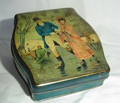 Vintage Horner Dainty Dinah Special Assortment Tin (02/26/2012)