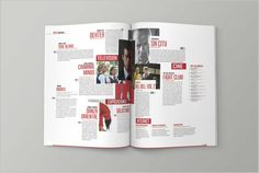 RAW - MAGAZINE by Ignacio Brito, via Behance