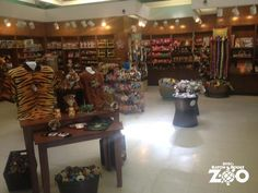 The Safari Post gift shop recently received a makeover! From t-shirts and jewelry to books and stuffed animals, the gift shop has something for everyone in the family. #10 on our Zoo To-Do list: Stop by for all of your favorite Zoo souvenirs!