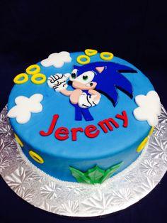 Sonic The Hedgehog Birthday
