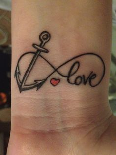 Tribute anchor tat to my husband? Maybe have our wedding date hidden on the anchor.
