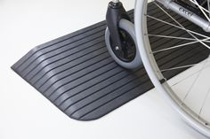 Adaptive Equipment Rubber Threshold Wheelchair Ramps - The Ramp People                                                                                                                                                                                 More