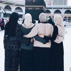 In shaa Allah 💞 Muslim Girls, Muslim Couples, Muslim Women, Niqab Fashion, Muslim Fashion, Modele Hijab, Hijab Cartoon, Muslim Beauty, Islamic Girl