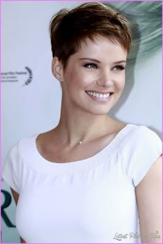 cool Celebrity pixie haircuts 2017