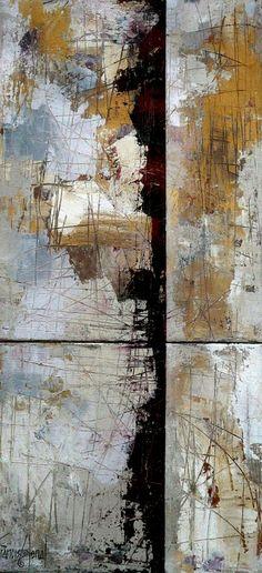 "FRANCIS GLENAT; Acrylic 2010 ""RAGAPRADIT"""