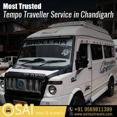 Most Trusted Tempo Traveller Service in Chandigrh #travel #tour #trips #tempotraveller #family #friends #fun #holidays #vacations #manali #shimla #himachalpradesh