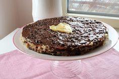 Šokolaadimaa ja kohvitaevas: Valge šokolaadi Sacher sõbrapäevaks