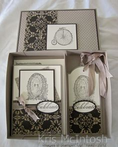 Stamping with Kris - Sale-A-Bration stamp set.  Just beautiful!