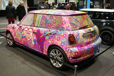 #MINI Art Car