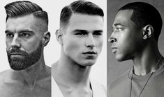 Os cortes de cabelo militares que nunca saem de moda.