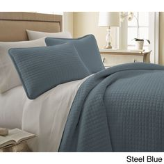 Southshore Fine Linens Oversized 3-piece Quilt Sets - Overstock Shopping - Great Deals on Quilts