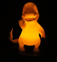 This Charmander\u0027s flame will never die! Catch this Charmander l& to make a shining addition & Cool Looking Lamps : Engaging Lightings Cute Super Mario Power Up ...