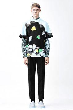 Christopher Kane Fall winter 2015 2016 Menswear
