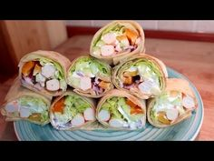 Così ho voglia di mangiare le verdure! 10 MINUTI CENA PRONTA! #536 - YouTube Tortilla Shells, I Want To Eat, Wrap Sandwiches, Sweet Bread, Fresh Rolls, Tortillas, Tacos, Lunch, Dinner