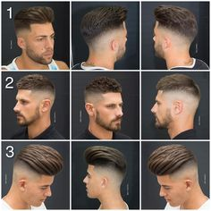 What is your favorite hairstyle? By @javi_thebarber_