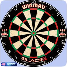 Dartboards - Winmau - Professional Level - Fourth Generation - Blade 4 Dartboard