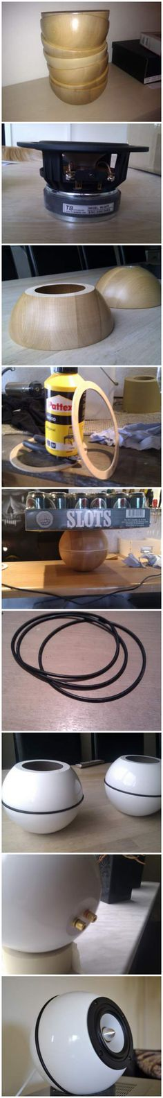 DIY HiFi Speakers...amazing work!!!