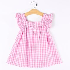 Hopscotch - Daily finds for babies, kids and moms. Little Fashion, Kids Fashion, Fashion Outfits, Baby Girl Dress Patterns, Baby Dress, Little Miss Dress, Buy Kids Clothes Online, Trendy Kids, Kids Wear