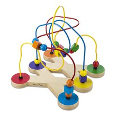 Classic Toy Bead Maze | Melissa and Doug Toys